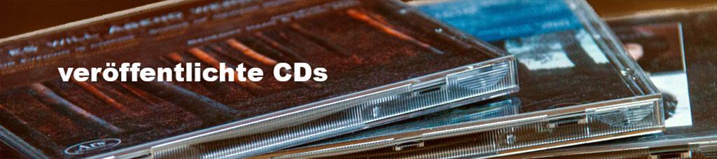 Veröffentlichte CDs des Amadeuschors